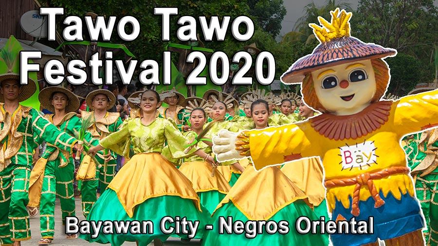 Tawo Tawo Festival 2020 in Bayawan City
