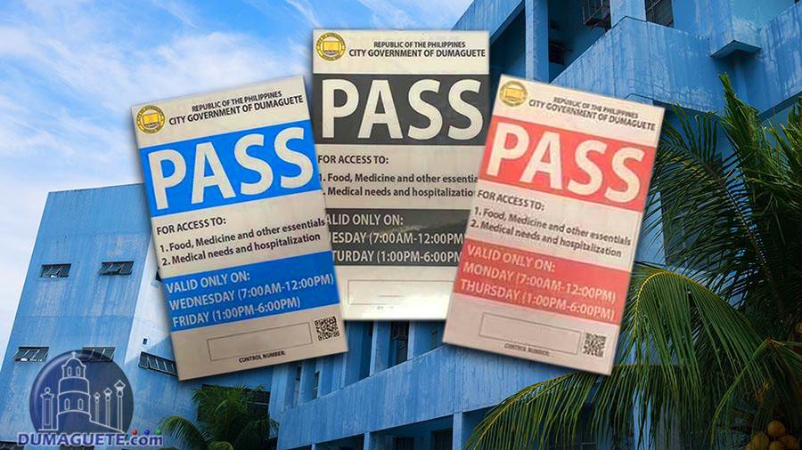 Enhanced Community Quarantine in Dumaguete City
