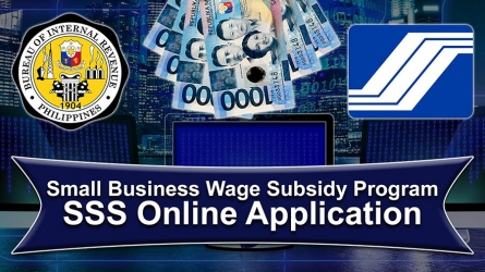 SSS Online Application – Small Business Wage Subsidy (SBWS) 2020 – Video