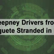 Jeepney Drivers from Dumaguete Stranded in Manila