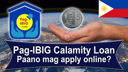 Pag-IBIG Calamity Loan 2020 – Paano mag-apply online? (FILIPINO)