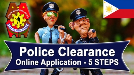 Police Clearance – Online Application (FILIPINO)