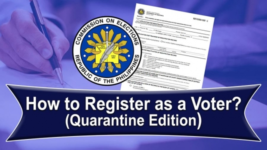 How to Register as a Voter (Quarantine Edition)