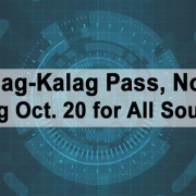 No Kalag-Kalag Pass, No Entry Starting Oct. 20 for All Soul's Day