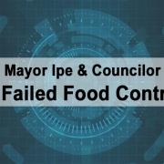 Sue City Mayor Ipe & Councilor Lentorio for Failed Food Contract