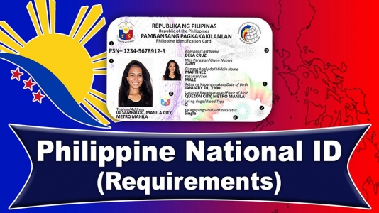Philippine National ID – Requirements (2020)