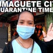 Dumaguete City – Quarantine Times