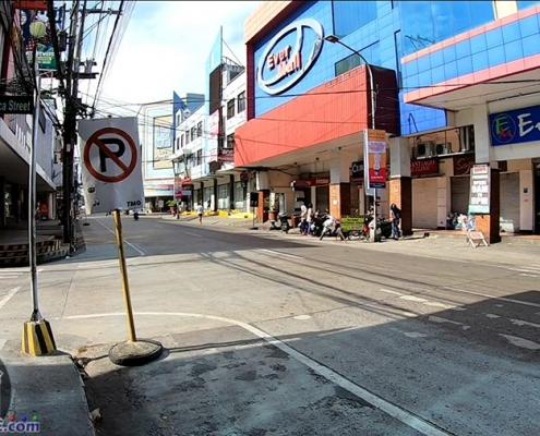 Dumaguete City Empty - Community Quarantine