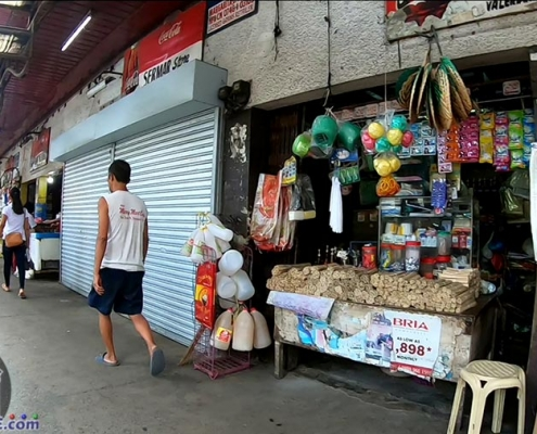 Dumgauete CIty - Public Market During Quarantien