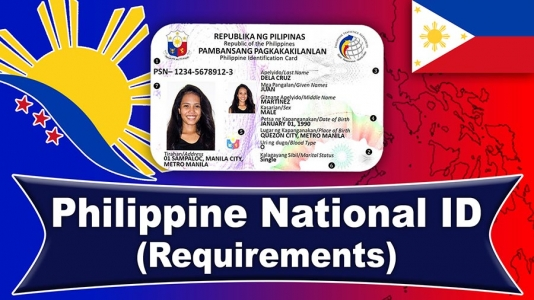 Philippine National ID – Requirements (FILIPINO)