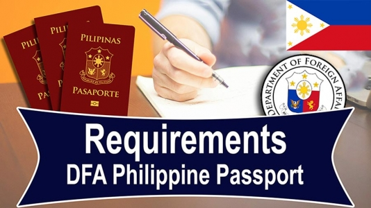 Requirements – Philippine Passport DFA (FILIPINO)