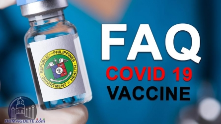 COVID-19 Vaccine in the Philippines (FAQ) 2021