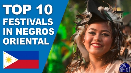 Top 10 Festivals in Negros Oriental (2021) – Video
