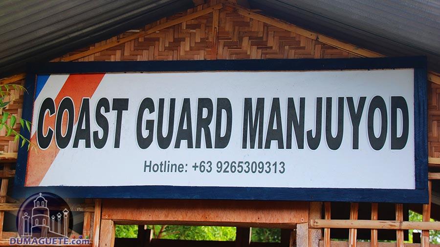 Manjuyod Coast Guard