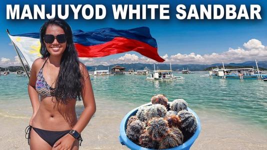 Manjuyod White Sandbar (Negros Oriental) – Video