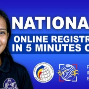 Philippine National ID – Online Registration in 5 MINUTES ONLY!!! (Tutorial)