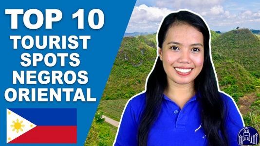 Top 10 Tourist Spots in Negros Oriental – Video