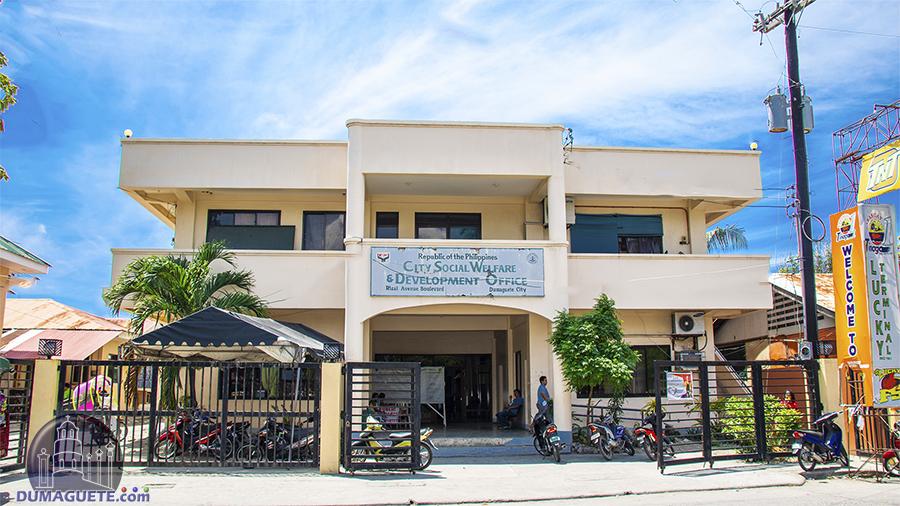 Dumaguete City Social Welfare and Development Office Building