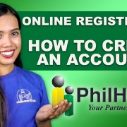 PhilHealth Online Registration - How to Create an Account