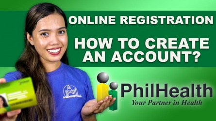 PhilHealth Online Registration – How to Create an Account – Video