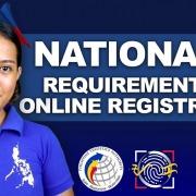 Philippine National ID - Requirements & Registration (FILIPINO)