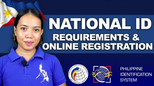 Philippine National ID – Requirements & Registration (FILIPINO)