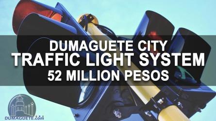 Dumaguete City to Install Traffic Light System Worth 52 million Pesos